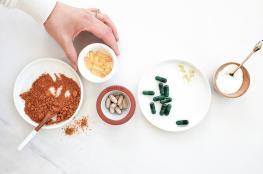 الآن تخلص من النحافة.. أفضل مكملات غذائية لزيادة الوزن