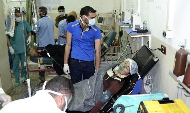 هيومن رايتس: نظام الأسد قصف حلب بأسلحة كيميائية