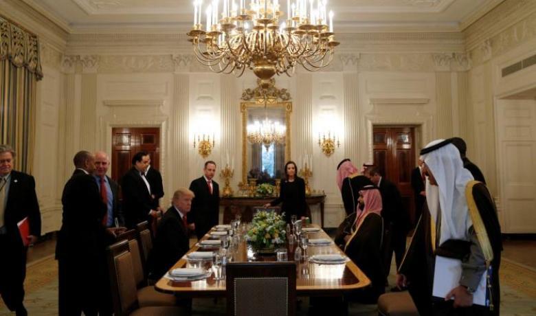 السعودية وأميركا تتفقان على خطر إيران بالمنطقة