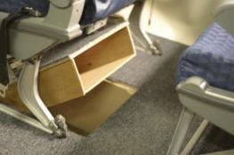 ما هدف هذا الصندوق على متن الطائرة؟