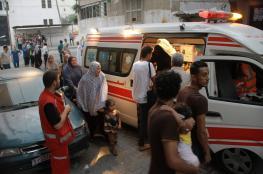 وفاة طفلة بحادث سير برفح جنوب القطاع