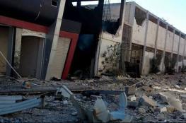 تقارير سورية: الاحتلال يقصف مطار دمشق الدولي