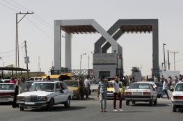 مصر تغلق معبر رفح بعد مغادرة 4 حافلات