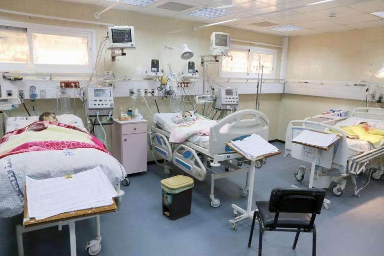 """12 إصابة بـ""""انفلونزا الخنازير"""" في غزة وهناك حالات وفاة"""