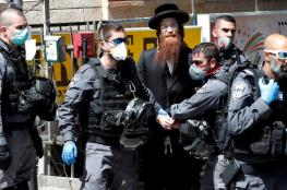 """ارتفاع عدد مصابي فيروس كورونا إلى 3619 بـ""""إسرائيل"""""""