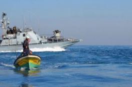 زورق إسرائيلي يصدم مركب صيد في بحر شمال غزة