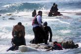 إيطاليا تعلن إنقاذ 6500 مهاجر في مضيق صقلية