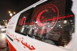 9 إصابات بحادثي سير منفصلين في نابلس