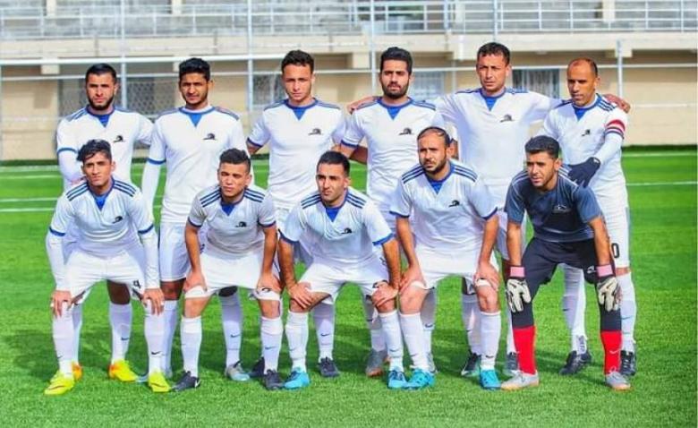 صعود نماء لدوري الدرجة الأولى بكرة القدم بغزة