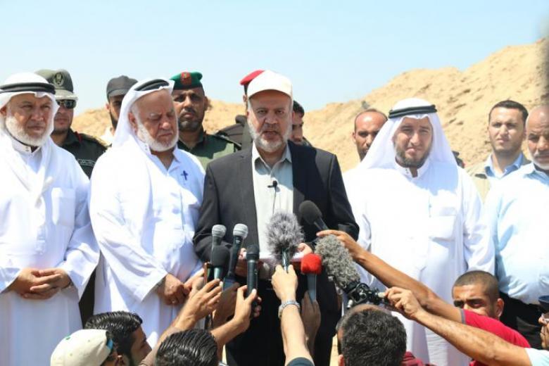 نواب بالتشريعي يطالبون مصر بالتخفيف عن سكان القطاع