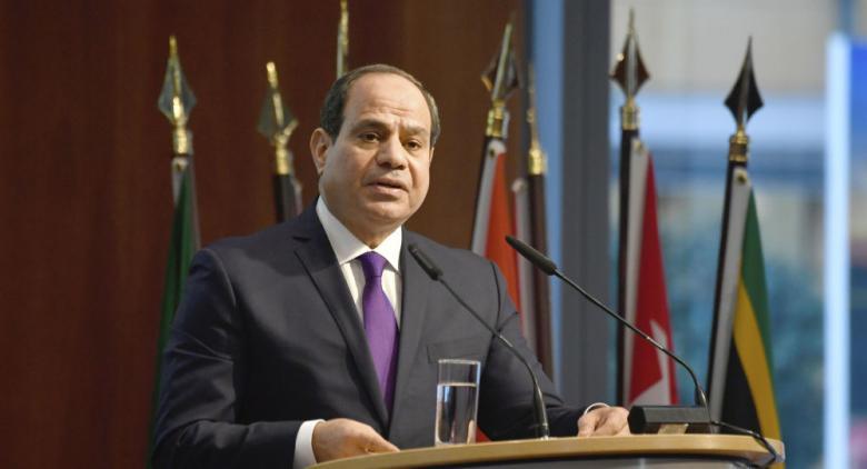 تفاصيل لقاء السيسي مع رؤساء مخابرات الدول العربية