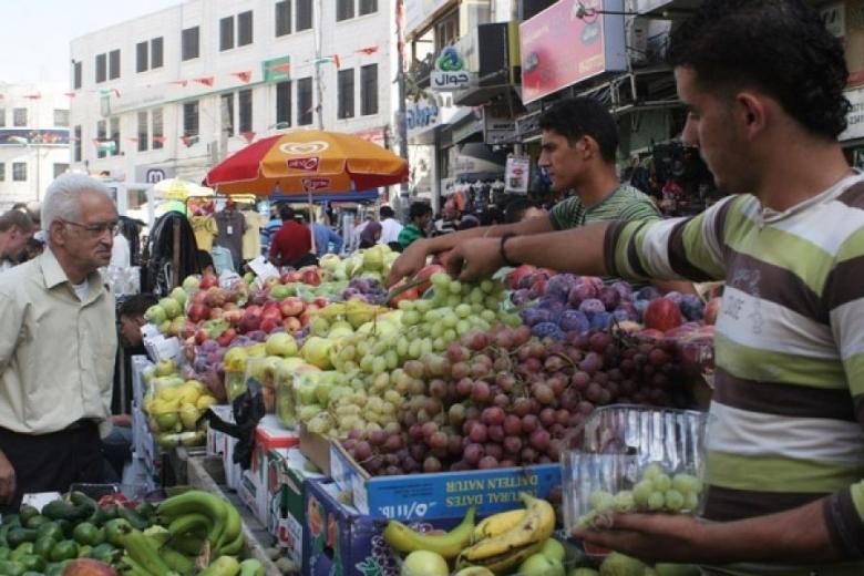 """""""الإحصاء"""": ارتفاع مؤشر غلاء المعيشة خلال شهر أيلول"""