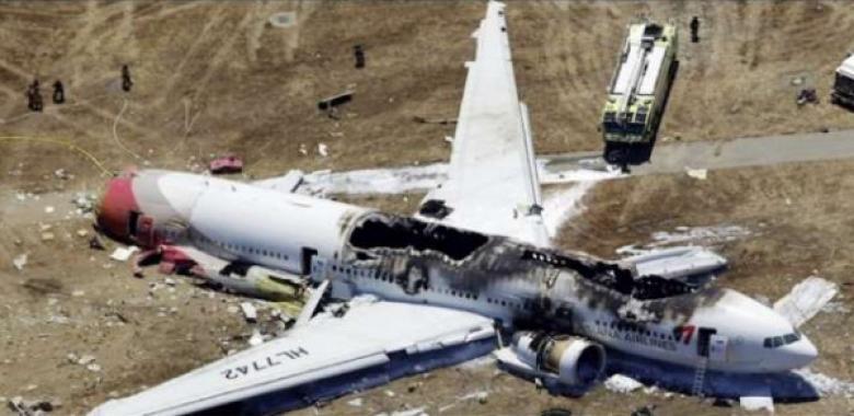 تحطم طائرة إثيوبية على متنها 157 راكبا.. وعزاء فوري للمئات