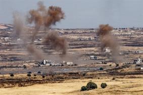 الاحتلال يقصف ثلاثة مواقع عسكرية للجيش السوري