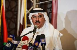السفير القطري يصل غزة فجرا