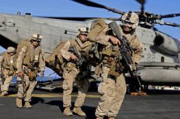 البنتاغون: واشنطن تدرس إمكانية إرسال قوات إضافية للشرق الأوسط