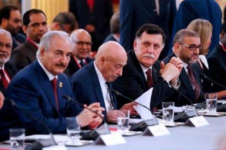ألمانيا تدعو السراج وحفتر لحضور مؤتمر بشأن ليبيا