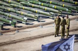 """""""إسرائيل"""" تكشف عن بيعها أسلحة لدول عربية"""