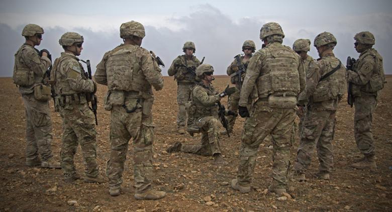 واشنطن ترسل ألف جندي إضافي إلى الشرق الأوسط