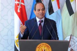 السيسي ينشئ مجلسا لمواجهة الإرهاب والتطرف