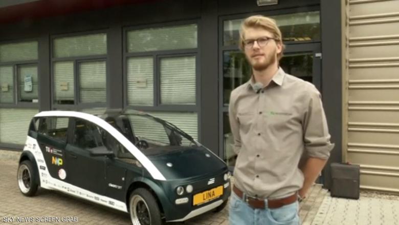 سيارة هولندية.. قابلة للتحلل