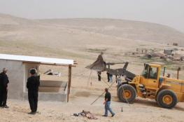 الاحتلال يهدم قرية العراقيب للمرة الـ 112 توالياً