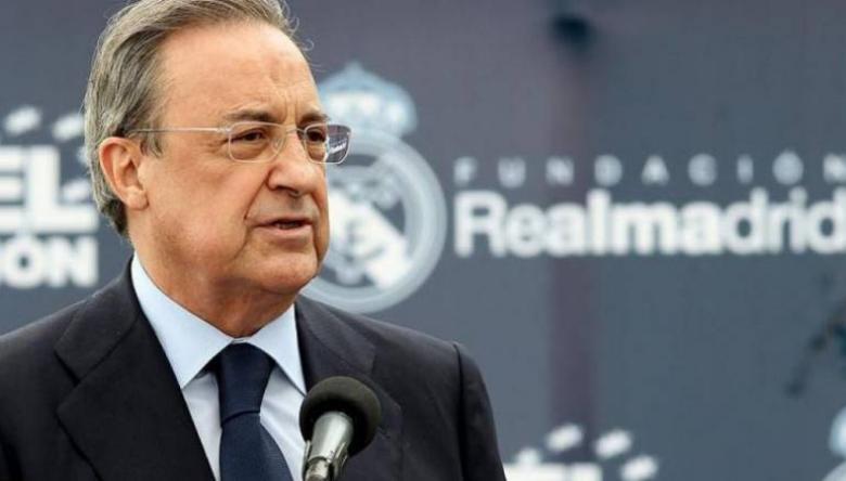 بيريز يستعد لتنصيب سولاري على كرسي قيادة ريال مدريد