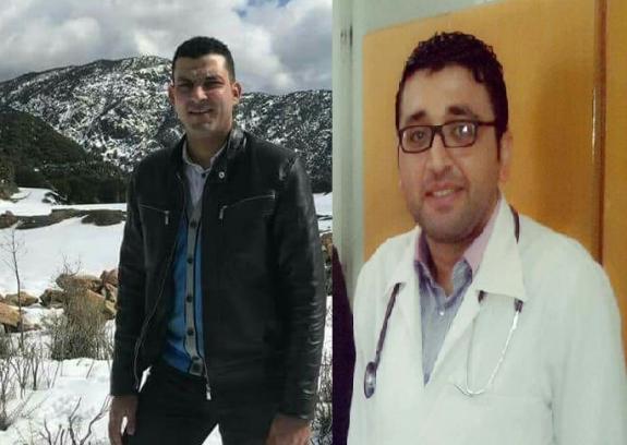 شبهات باغتيال دكتورين من قطاع غزة داخل شقة بالجزائر