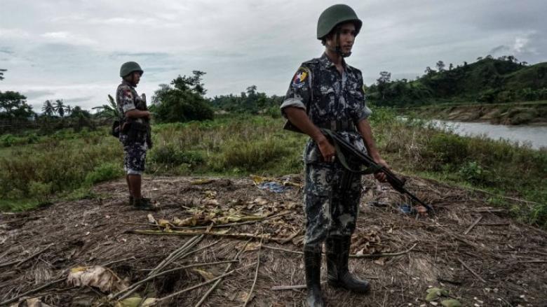 """""""هيومن ووتش"""" تدعو مجلس الأمن لمعاقبة جيش بورما"""