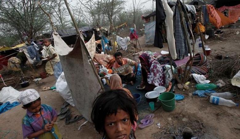 مساعدات من كندا للاجئي الروهينغا بقيمة 2.5 مليون $
