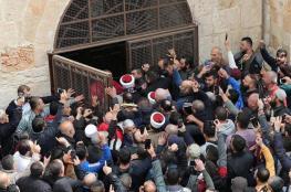 """""""الأوقاف"""" للاحتلال: مصلى باب الرحمة سيبقى مفتوحًا"""