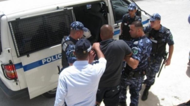 القبض على تجار مخدرات احتجزوا رهائن برام الله