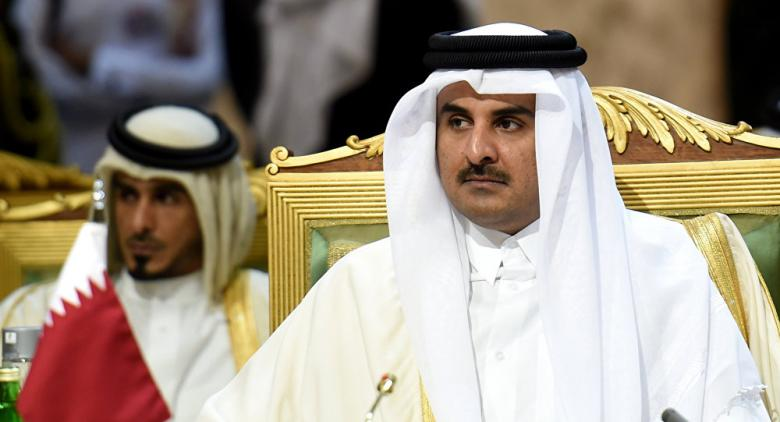 أمير قطر: صمدنا بوجه الحصار ونرفض التدخل بشؤوننا