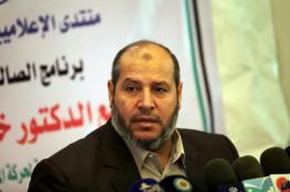 الحية يطالب عباس بتشكيل مجلس وطني يضم الكل الفلسطيني