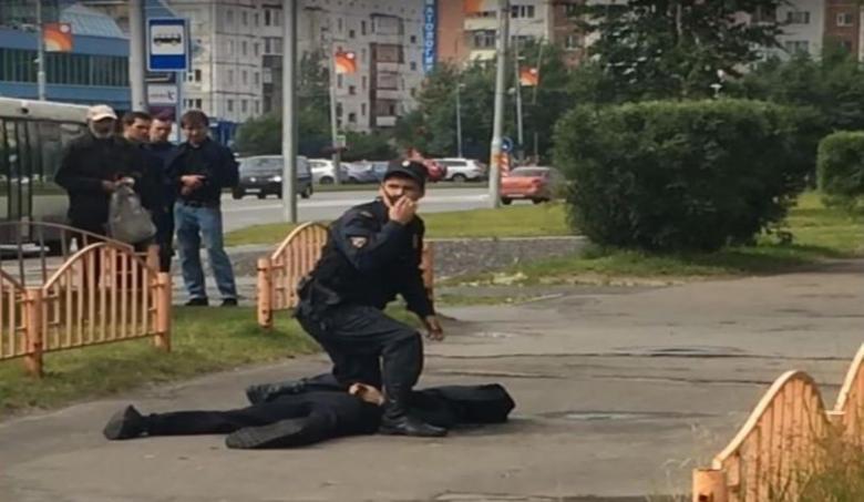 8 إصابات في عملية طعن شرق روسيا