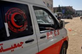 وفاة طفل نتيجة سقوط برميل على منزله بخان يونس