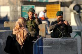 الاحتلال ينصب حواجز عسكرية على مداخل بيت لحم