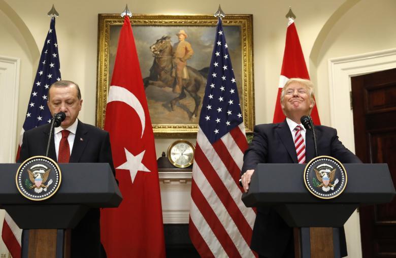 أردوغان: ترامب قد يزور تركيا في يوليو