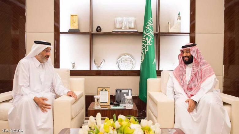 الحجاج القطريون في ضيافة العاهل السعودي