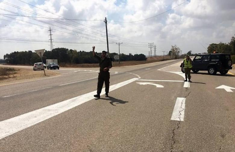"""تأهب إسرائيلي عقب إطلاق نار بأحد كيبوتسات """"غلاف غزة"""""""