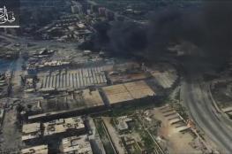 معارك عنيفة شرقي دمشق وتقدم للمعارضة بحماة