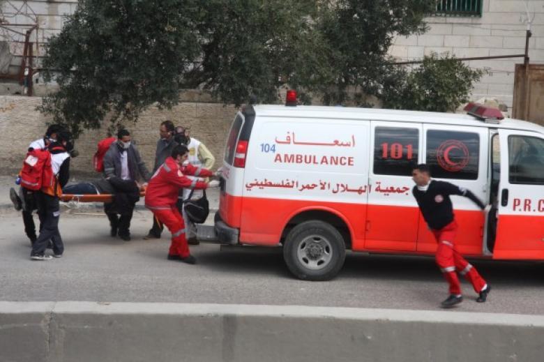 مصرع مسنّة بحادث دهس شرق رام الله