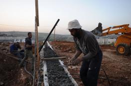 الاحتلال يهدد عمال بيت أمر بسحب تصاريحهم