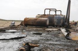 روسيا تسيطر على حقول نفط وغاز شمال تدمر