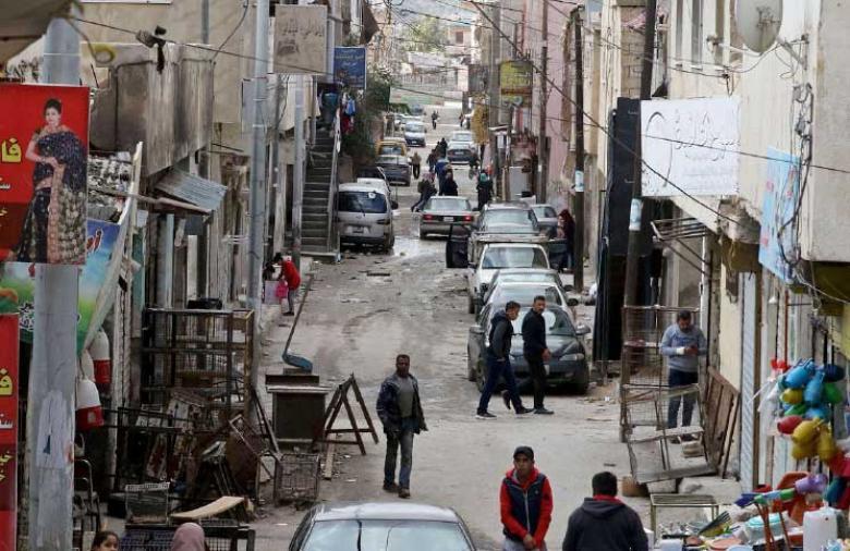 """أزمة """"أونروا"""" تهدد مليوني لاجئ بالأردن"""