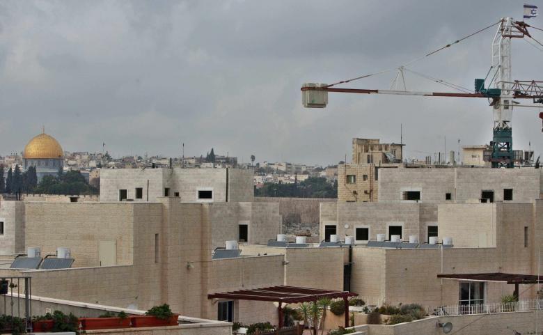 الاحتلال يصادق على بناء 3000 وحدة استيطانية بالقدس