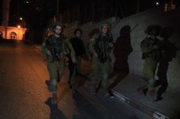 الاحتلال يقتحم قرية حوسان