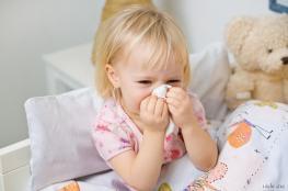 كيف تحمين طفلك من أمراض الشتاء؟
