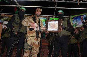حفل تكريم القسامي المحرر محمد حسان بالمغراقة