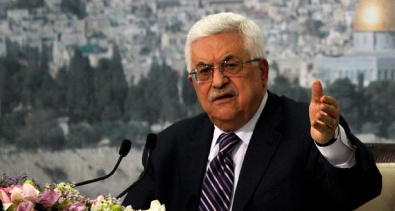 عباس: قرار ترمب لن يغير الواقع ولن يعطي شرعية لإسرائيل
